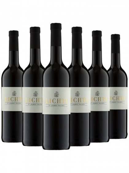 6 Flaschen St. Laurent trocken Holzfass - Lichti