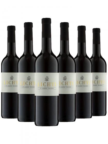 6 Flaschen St. Laurent trocken - Lichti