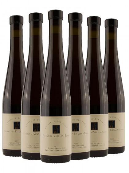 6 Flaschen Ziegler Grauburgunder Trockenbeerenauslese