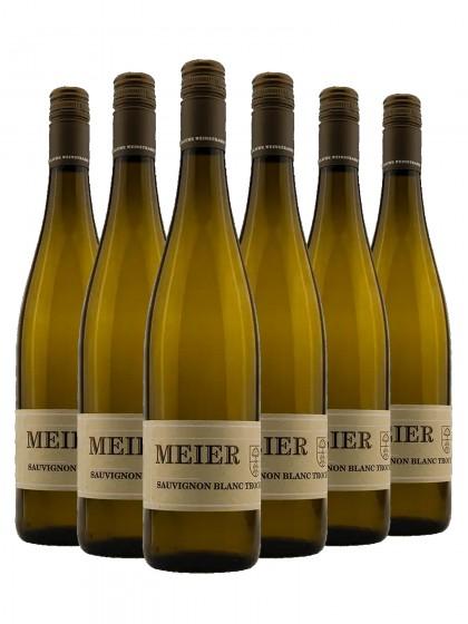6 Flaschen Sauvignon Blanc trocken - Meier