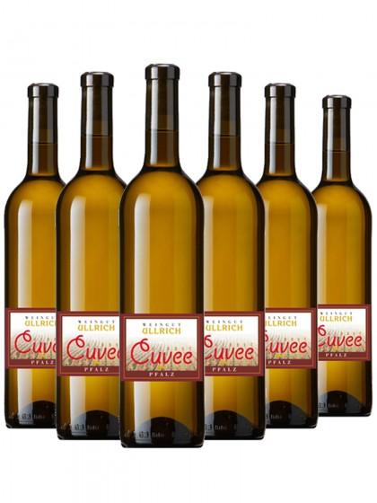 6 Flaschen Ullrich Herbstcuvée