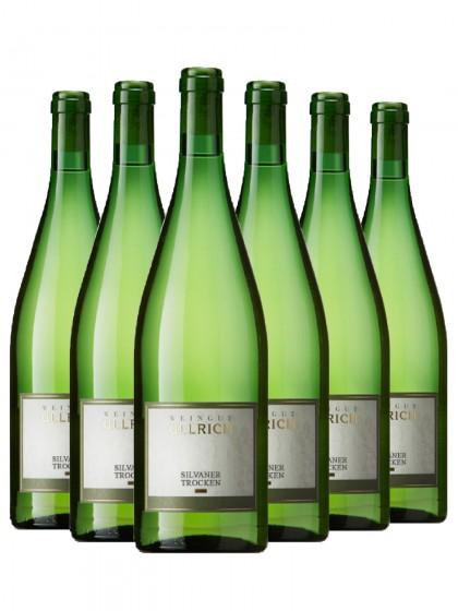 6 Flaschen Ullrich Silvaner
