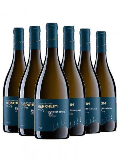 6 Flaschen Sauvignon Blanc Fumé Trocken