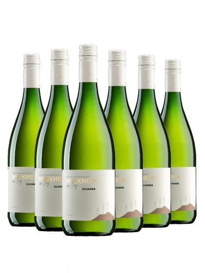 6 Flaschen Silvaner lieblich