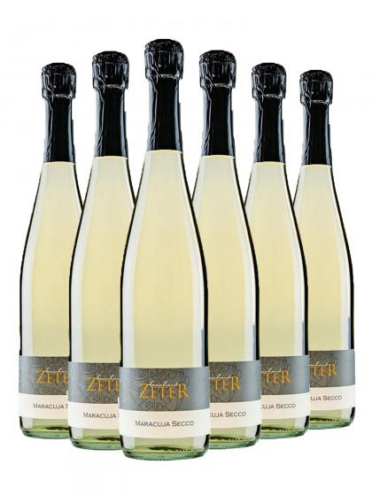 6 Flaschen Maracuja Secco - zeter