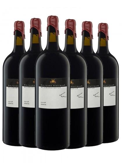 6 Flaschen Pfalz Syrah tocken - Pfaffmann -
