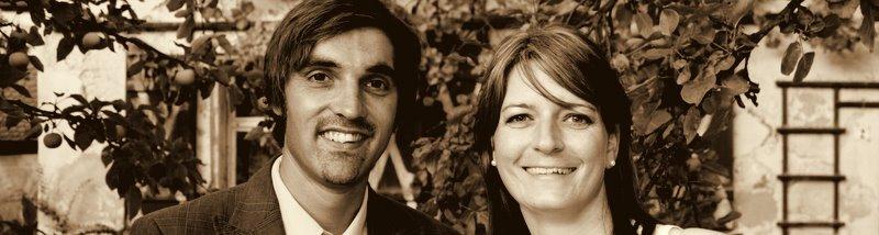 Thomas Dollt und Regina Brauner